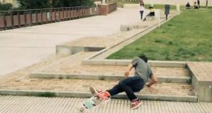 Anagram Skateboards – Crazy Extreme Skate – Teaser #2