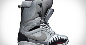 Nike boots Danny Kass édition limitée à double languette