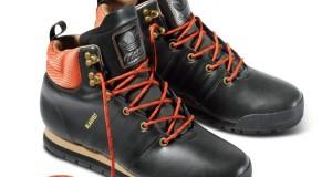 Adidas Snowboarding, Jake Blauvelt boots
