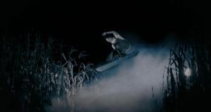 Un film de snowboard d'horreur