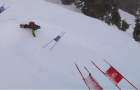 Airblaster au Mont Baker Banked Slalom
