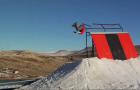 Du snowboard au sud de l'Afrique !