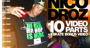 Les 10 meilleures parts de Nico Droz