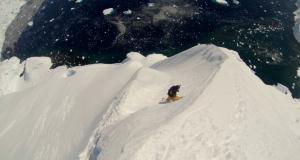 Xavier De Le Rue en Antarctique, épisode 1