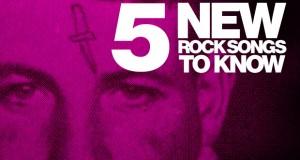 5 nouvelles chansons rock à connaitre