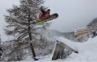 Le snowpark privé DCGK