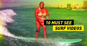 10 vidéos de surf à voir