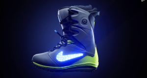 Des boots Nike au swoosh électrique !
