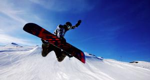 Snowboard Season Is On – Le teaser