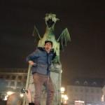 Poulpe & dragon