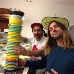 Petite sushi party