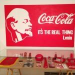 Lénine x Coca-Cola