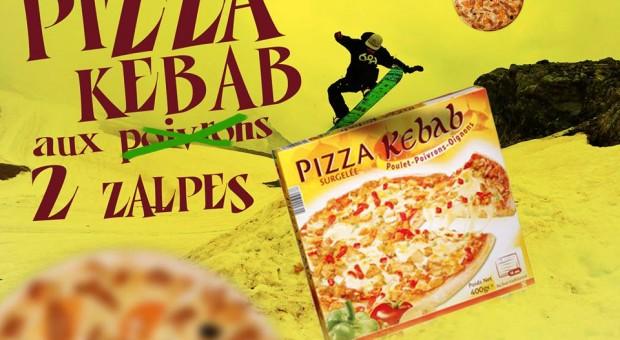 Pizza Kebab – Un report aux 2 Alpes début juillet