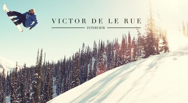 Victor De Le Rue est-il le meilleur rider français de tous les temps ?