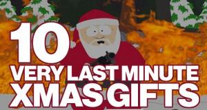 10 cadeaux de Noël de toute dernière minute