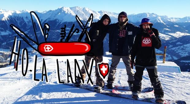 Ho La Laax ! – BangingBees en trip à Laax