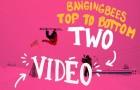 BangingBees Top To Bottom 2 à Chamrousse – La vidéo