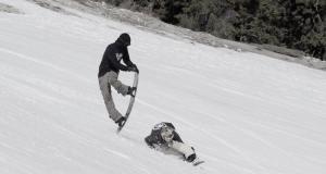 Zak Hale à Bear Mountain