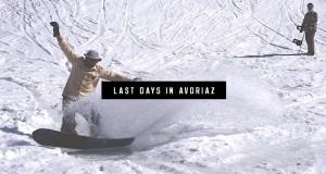 Last days in Avoriaz