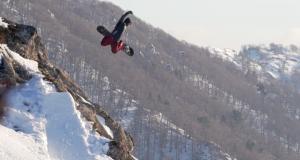 Du snowboard en Corse
