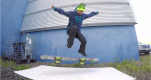 Eiki Helgason – Flip Tricks