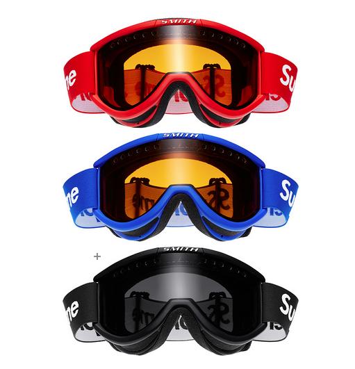 Supreme x Smith goggle