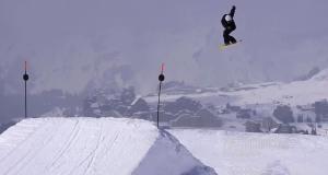 Avoriaz – Karousel snowboard