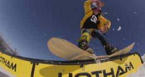 Rusty Toothbrush – Alex Stewart & The Snowboard Boomerang