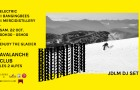 Electric x BangingBees x MerciDistillery – Samedi 22 octobre – Avalanche Club – Les 2 Alpes