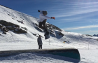Lionel Simon – Arbor Zygote In Les 2 Alpes