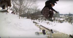 Ozzy Henning & Nils Mindnich – Snowboarder Mag – Pepper