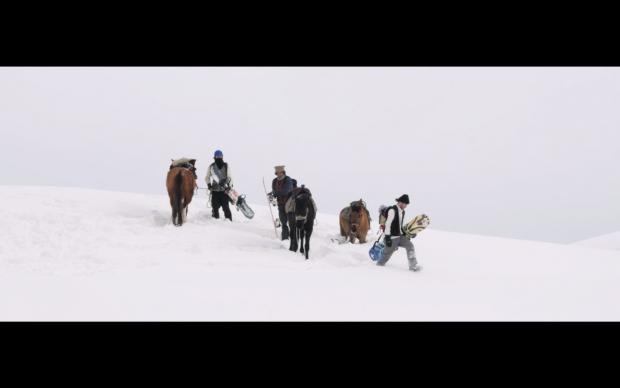 Rémy Barreyat x Niels Schack - Goodbye Horses
