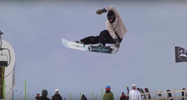 Salomon Snowboard Laax Session 2018