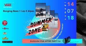 BangingBees x L2A Summer Zone – La vidéo
