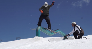 I Love My Board – Summer Shred ep.1 & 2 – Les 2 Alpes