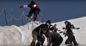 Salomon Snowboards – French Toast