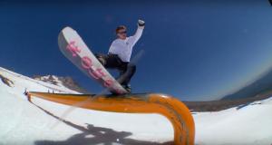 Salomon Snowboards Summer Vacation