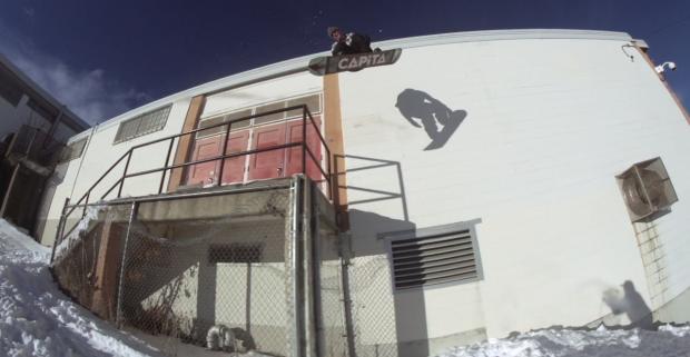 The Snowboarder Movie Beta