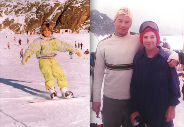 Classic Snowboarding