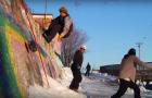 Joe Sexton – Public Snowboards – Waiting Room