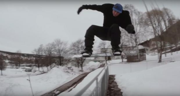 Jordan Small - Prism - Snowboard Part