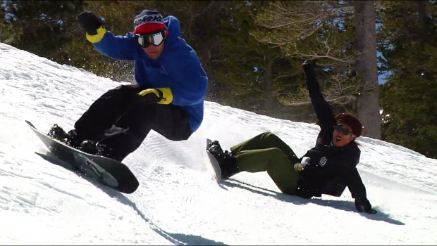 K2 Snowboarding - Pile In Van Tour Pt 4