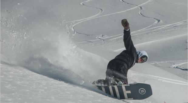 Ride Snowboards France – Warpig – Chamrousse