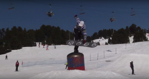 Ride Snowboards France – Twinpig – Chamrousse