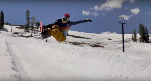Woodward Tahoe Summer Camp 2019—Snowboarder Week