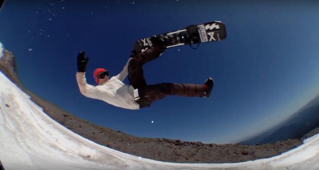 Salomon Snowboards - Summer Vacation