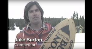 Jake Burton  – Interview de 1981