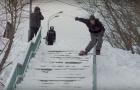 Nikita Sekh & friends –  snowboard trip to Minsk & Moscow