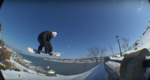 Salomon Snowboards – Home Alone