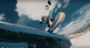 Clemens Millauer & friends – Summer Snowboarding Kaunertal